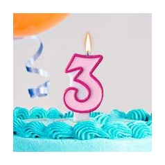 Compleanno Bimba 3 Anni