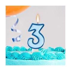 Compleanno Bimbo 3 Anni