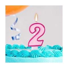 Compleanno Bimba 2 Anni