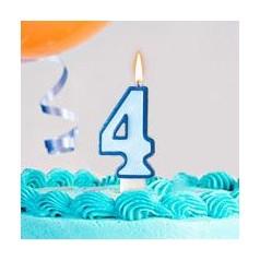 Compleanno Bimbo 4 Anni