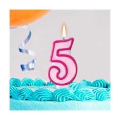 Compleanno Bimba 5 Anni