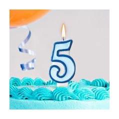 Compleanno Bimbo 5 Anni