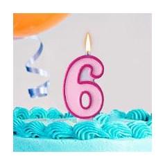 Compleanno Bimba 6 Anni
