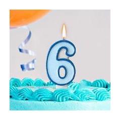 Compleanno Bimbo 6 Anni