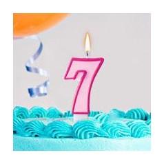 Compleanno Bambina 7 Anni