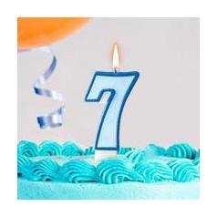 Compleanno Bimbo 7 Anni