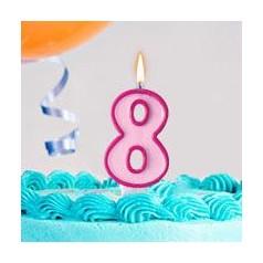 Compleanno Bimba 8 Anni