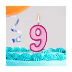 Compleanno Bimba 9 Anni