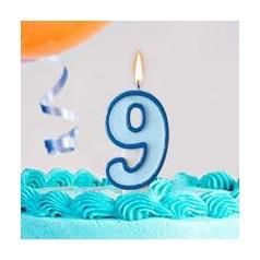 Compleanno Bimbo 9 Anni
