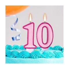 Compleanno Bimba 10 Anni