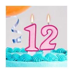 Compleanno 12 Anni Ragazza