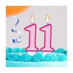 Compleanno 11 Anni Bambina