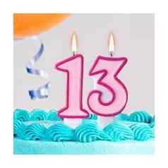 Compleanno 13 Anni Ragazza