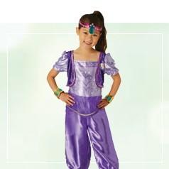 Vestiti di Carnevale Bimba