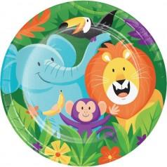 Compleanno Tema Safari