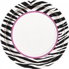 Compleanno Pink Zebra