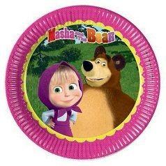 Compleanno Masha e Orso