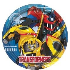 Compleanno Transformers