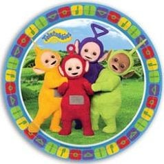 Compleanno Teletubbies