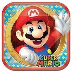Compleanno Mario Bros