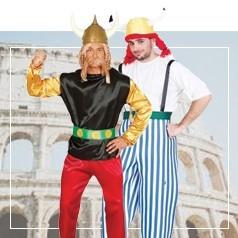 Costumi Asterix e Obelix