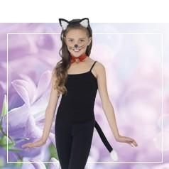 Costumi da Gatto per Bambini