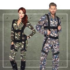 Costumi Militari per Adulto