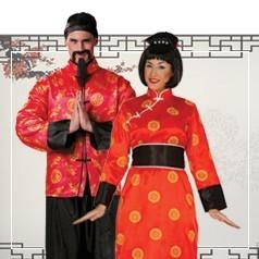 Costumi Cinesi Adulto