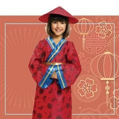 Costumi Cinesi per Bambini
