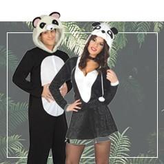Costumi Panda Adulti