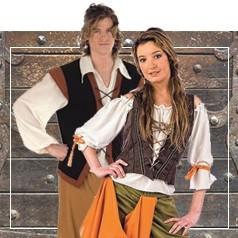 Vestiti Medievali per Adulti