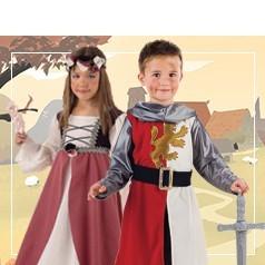 Vestiti Medievali per Bambini