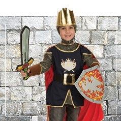 Costumi Medievale Bambino