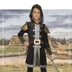 Costumi Guerrieri Bambino
