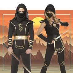 Costumi Ninja per Adulto