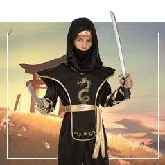 Costumi Ninja per Bambini