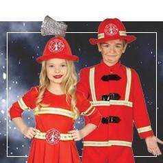 Costumi Pompieri per Bambini