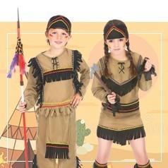 Costumi Indiani per Bambini