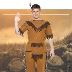 Vestiti Indiano per Uomo
