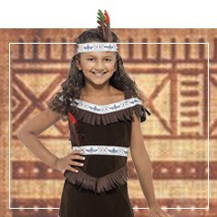 Vestiti Indiani Bambina