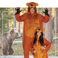 Costumi da Orso per Adulto