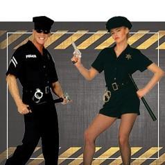Vestiti Poliziotto Adulto