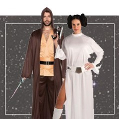 Costumi Star Wars Adulti