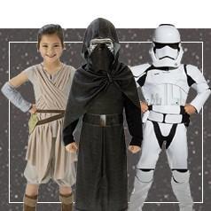 Vestiti Star Wars Bambini
