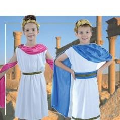 Costumi da Romano per Bambini