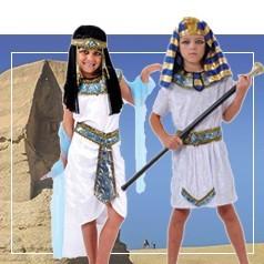 Costumi Egiziani per Bambini