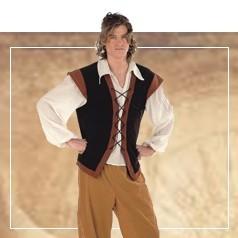 Costumi Medievali Uomo