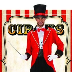 Costumi Circo Uomo