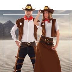 Costumi Cowboy Adulti