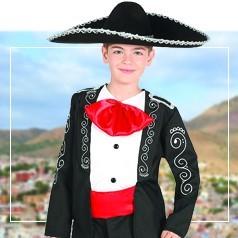 Costumi Messicani Bambini